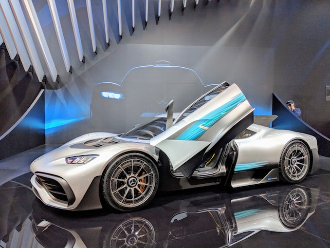 What Not To Miss At The Canadian International Auto Show In Toronto - Toronto car show 2018