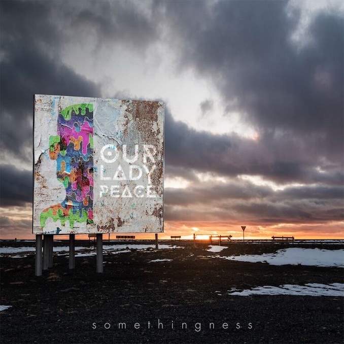 Our Lady Peace - Somethingness Full Album Cover