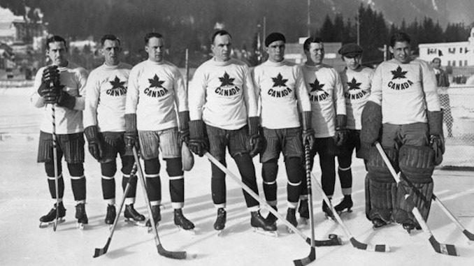1924 Team Canada