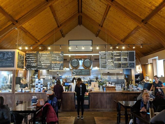 Brown Dog Bootleg Café