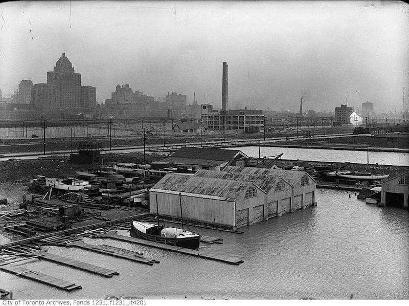 1920 - Toronto waterfront