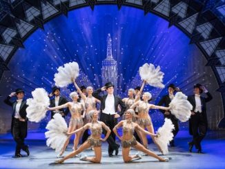 An American in Paris Touring Company. Photo by Matthew Murphy.