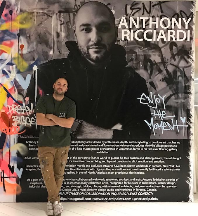 Anthony Ricciardi Yorkville Village