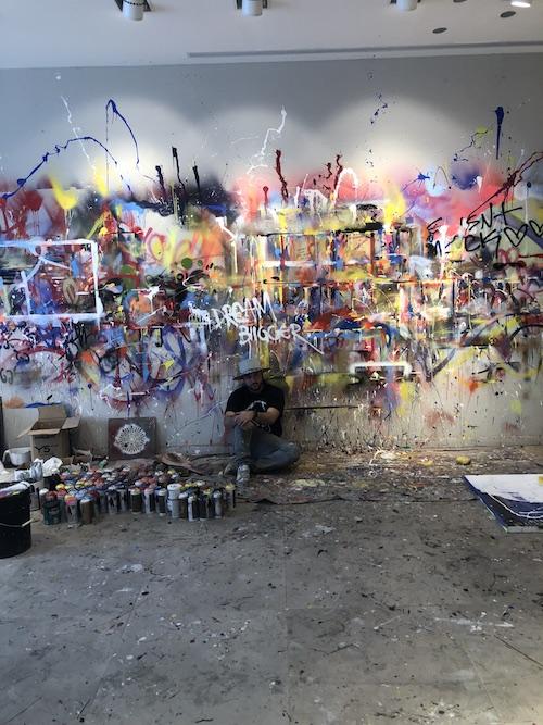 Anthony Ricciardi in Studio