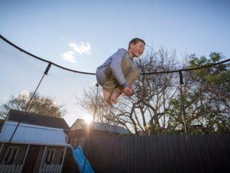 Springtree trampoline