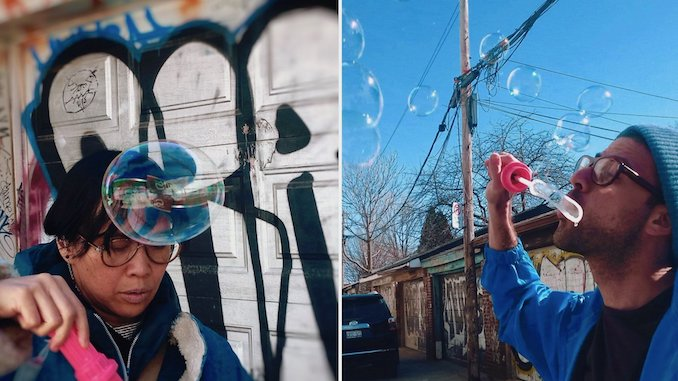 Mood Enhancer Bubbles