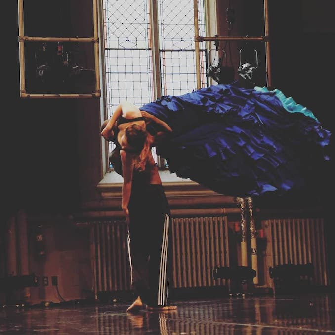 Photo by Peter Kelly Choreographer: Sofi Gudino