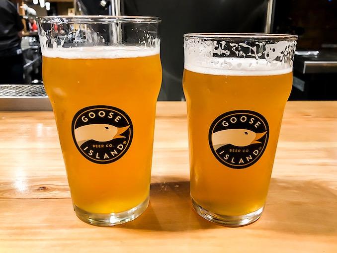 Goose Island Brewery