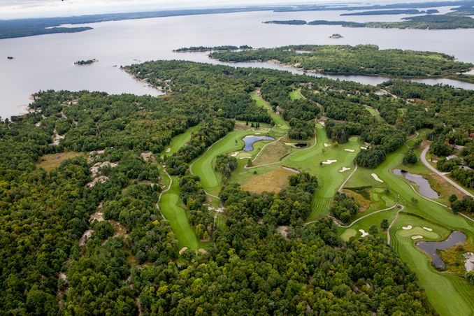 Parry Sound Golf Course