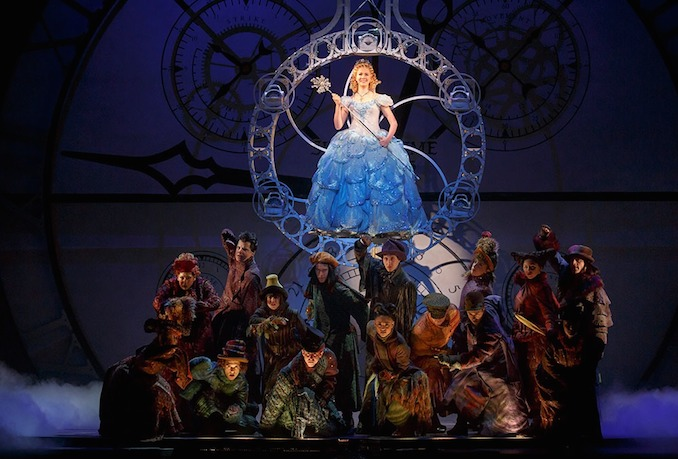 WICKED Musical at ed Mirvish Theatre in Toronto