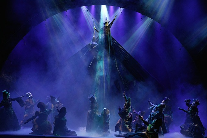 WICKED Musical in Toronto