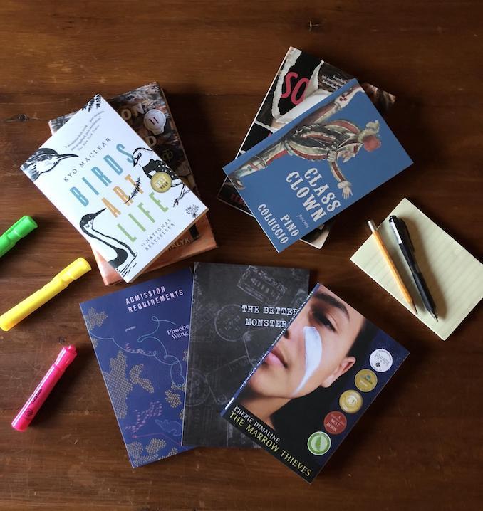 2018 Trillium Book Award contest