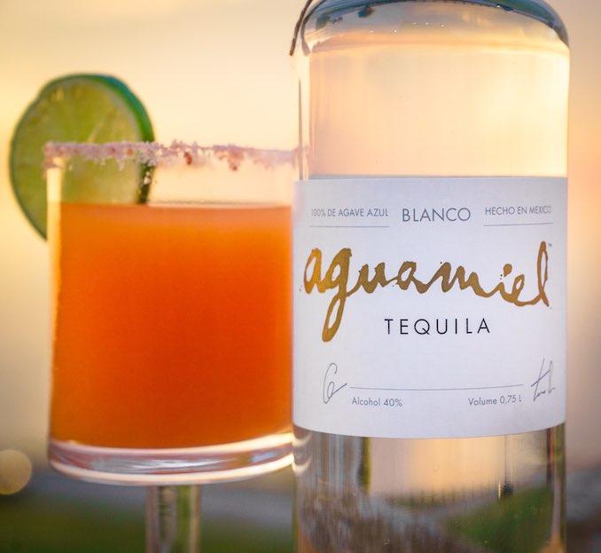 Craig Shaw Aguamiel Tequila