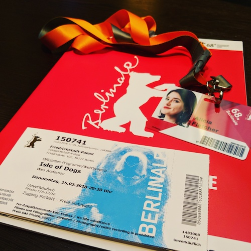 Attending Berlinale 2018