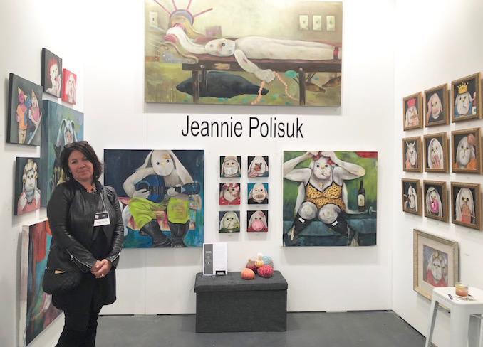 Jeannie Polisuk