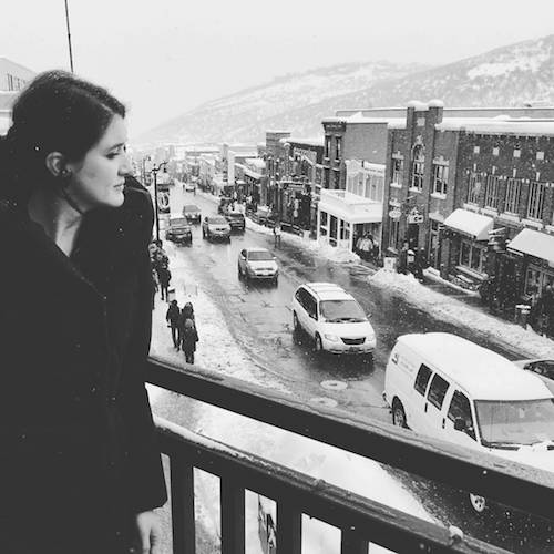 In Park City, Utah attending the Sundance Film Festival