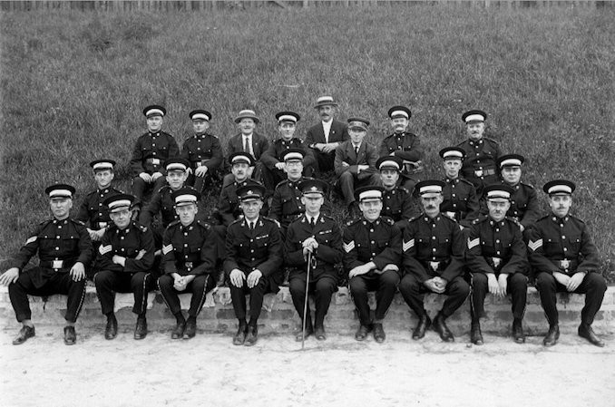 1925 - July 7 - St John's Ambulance Corps, (Personnel Department)