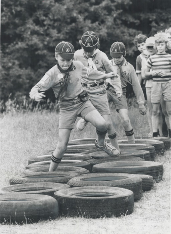 1975 - Keith Beaty - Camping is one of the things that stick in the minds of former Boy Scouts now that membership in the organization is declining.