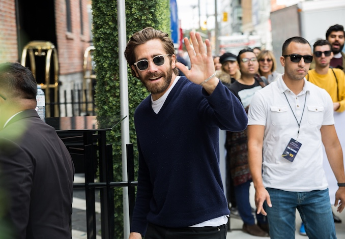 Jake Gyllenhaal - Beyond the Red Carpet: TIFF's Special Events