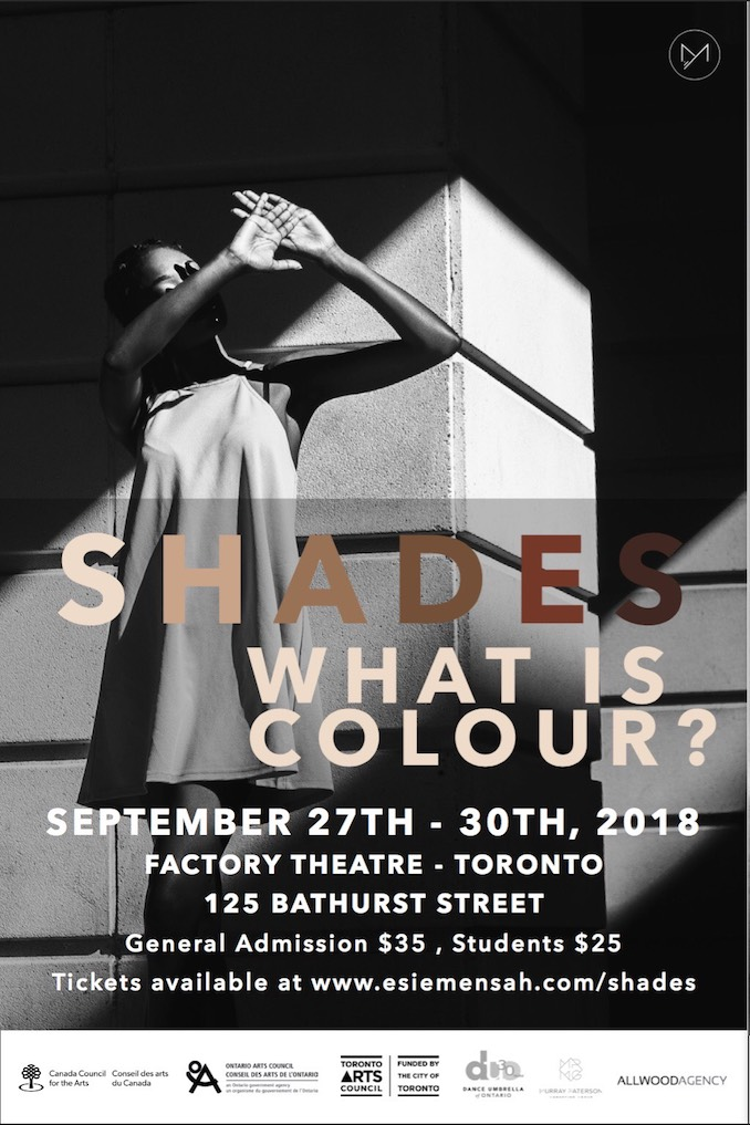 The exciting show of Shades!!! Designed by Allwood Agency