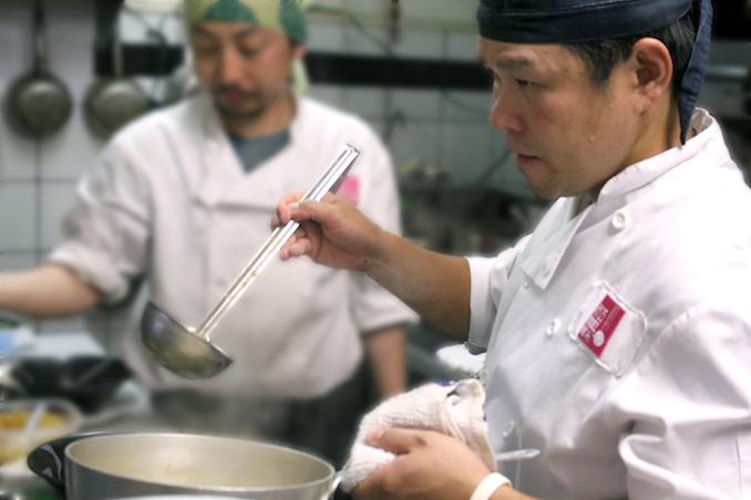 Chef Ryuichi Takahashi, Ryus Noodle Bar