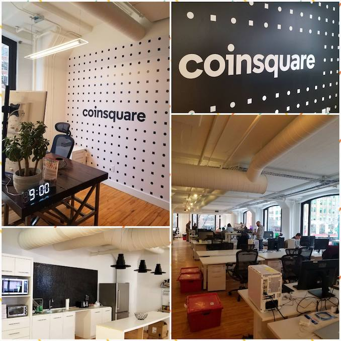 Cole Diamond Coinsquare