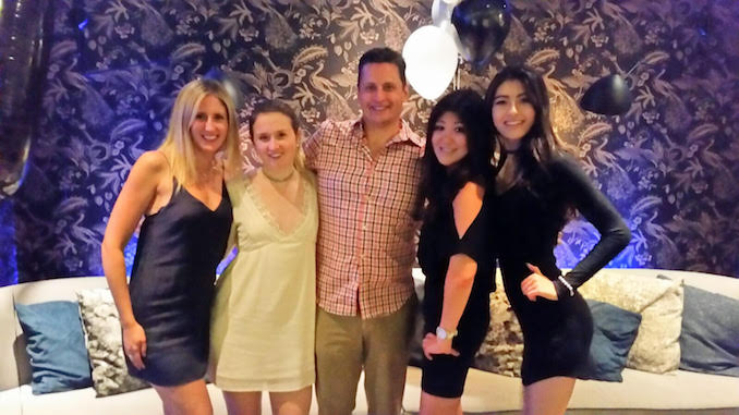 Toronto Noriko Oyama LUXFINDZ - Our blended family.