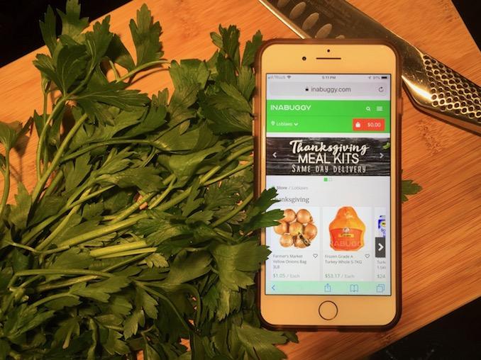 INA BUGGY Thanksgiving Meal Kits Toronto