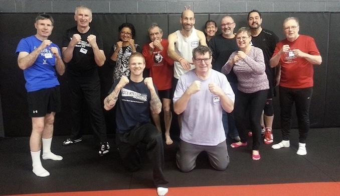 boxing Parkinson's Resource centre