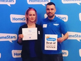 homestars award the urban palette