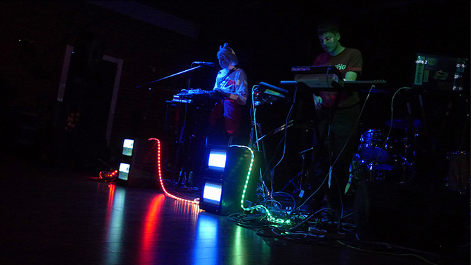 Isla Den at Array Space for the Wavelength Music Series