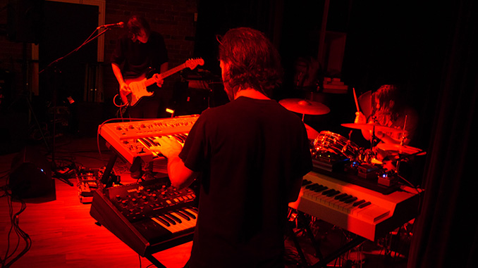 Mimico at Array Space for the Wavelength Music Series