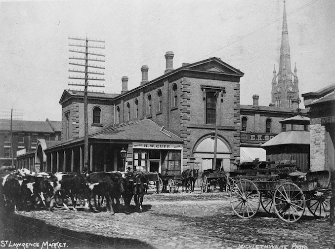 1898 - North Market Froint Street East