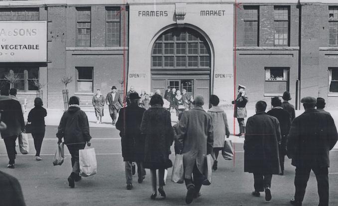 1961 - Farmers Market