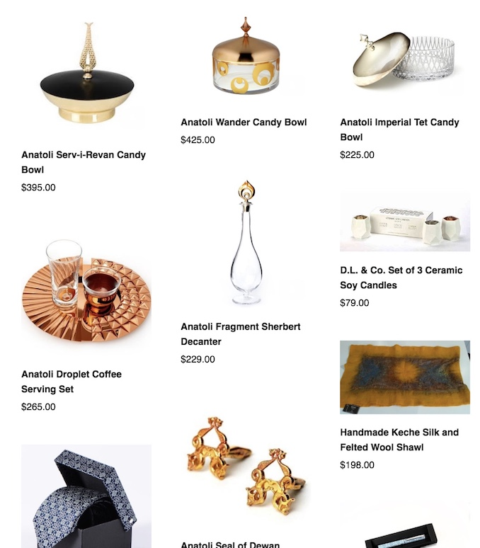 Aga Khan gift guide