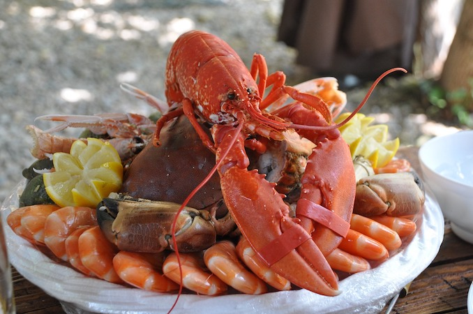Bahamas Seafood Photo by Nadine Doerlé / CC0