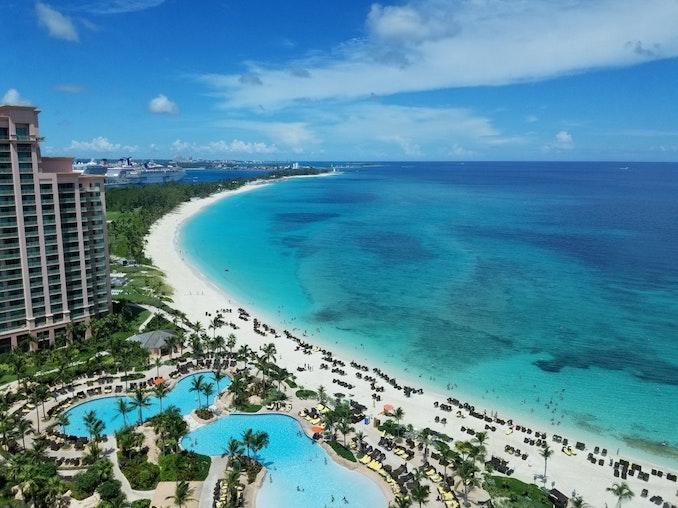 Bahamas by Allen Dewberry Jr / The Unsplash License