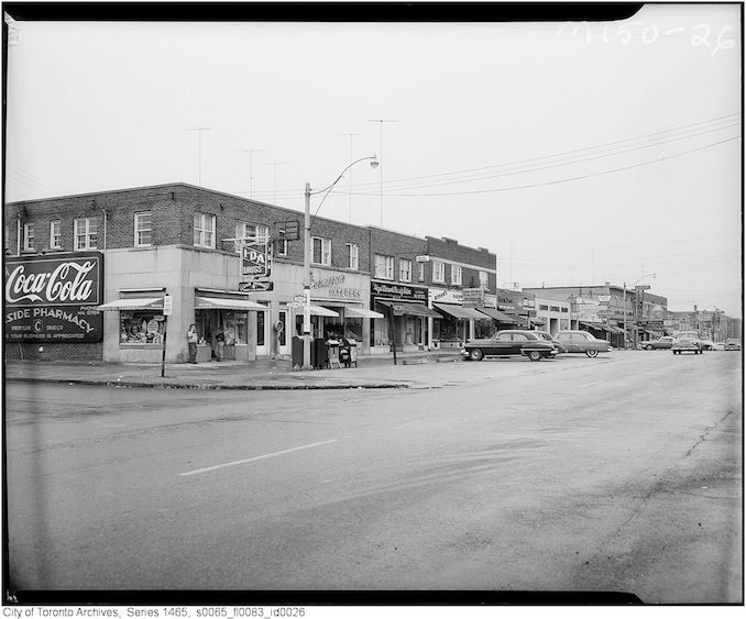 1956 - Eglinton and Laird