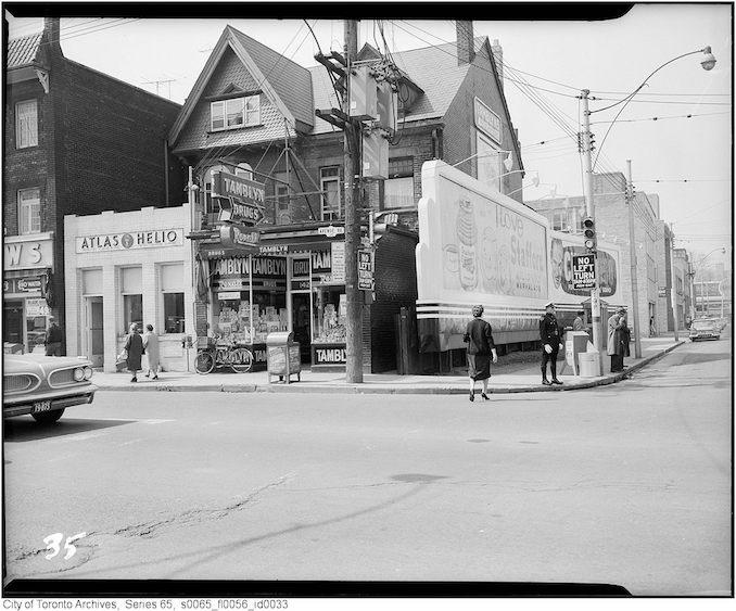 1959 - Avenue and Davenport