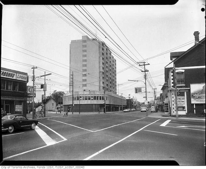 1967 - Lawrence and Weston Road