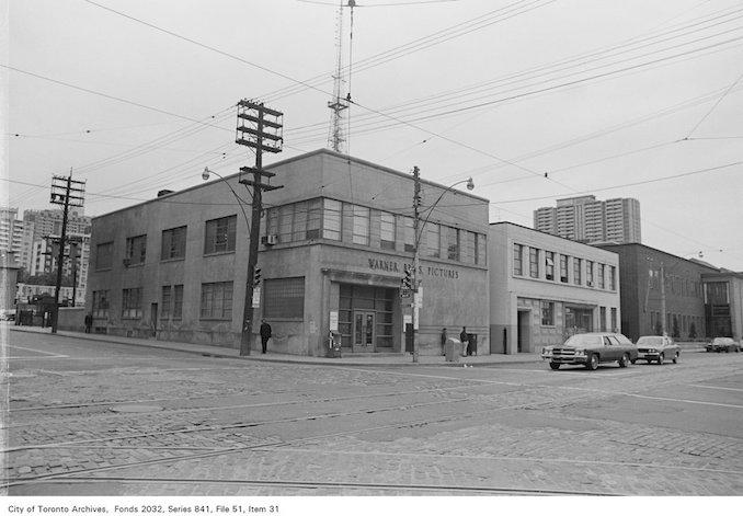 1972 - Church and Carlton