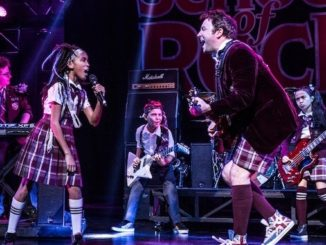 Cast of School of Rock - Photo by Evan Zimmerman-MurphyMade 2