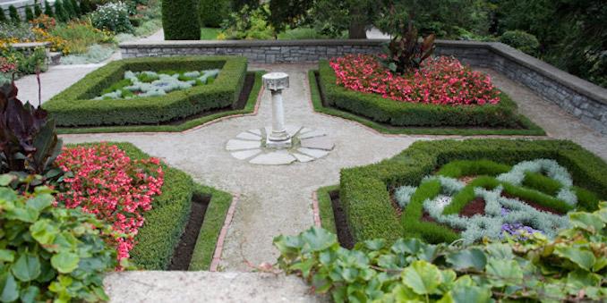 stratford Shakespearean Gardens