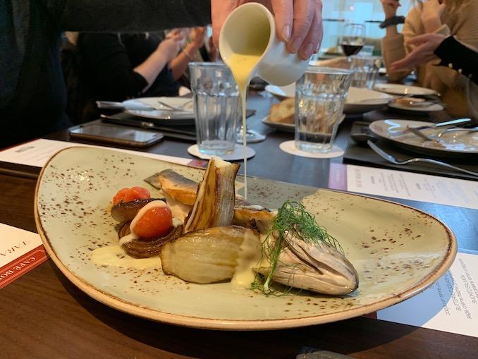 Cafe Boulud's 2019 Winterlicious menu