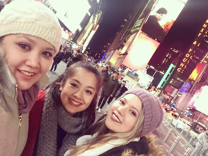 Sister Trip to NYC in 2018