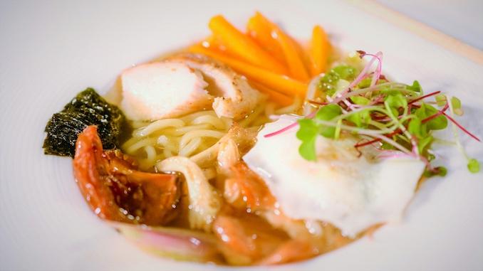 Ramen Noodles Soup Zac kara