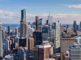 Toronto skyline tourism