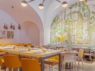 cantina dining room