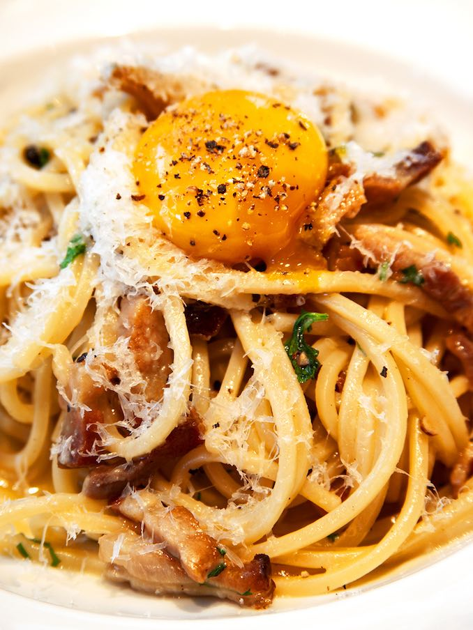 Cantina Mercatto carbonara