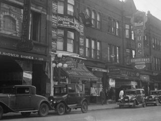 1930? - Yonge Street and Dundas Street West
